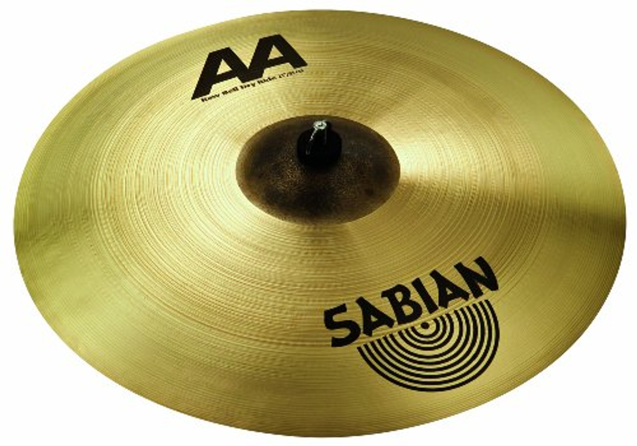 "Sabian 21"" RAW BELL DRY RIDE AA"