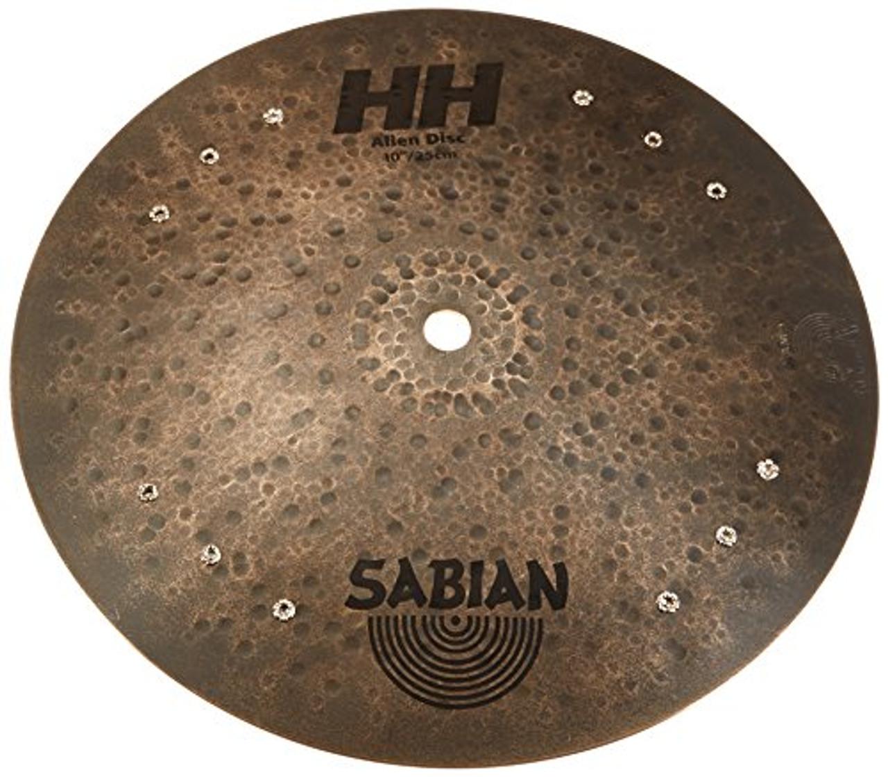 "Sabian 10"" ALIEN DISC HH"