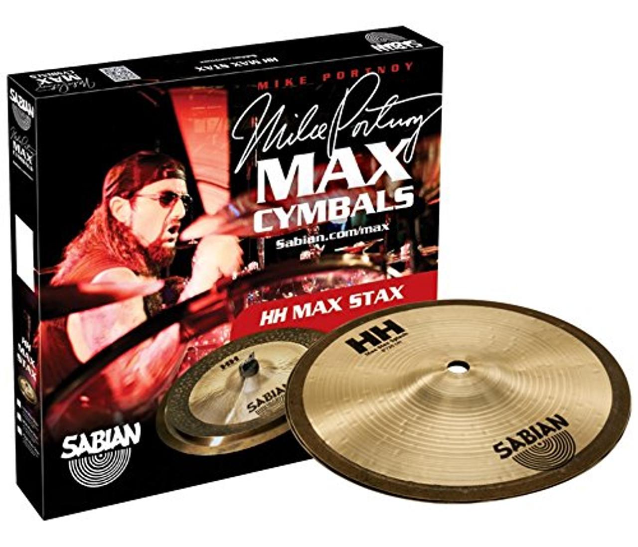 Sabian Max Stax High Hh