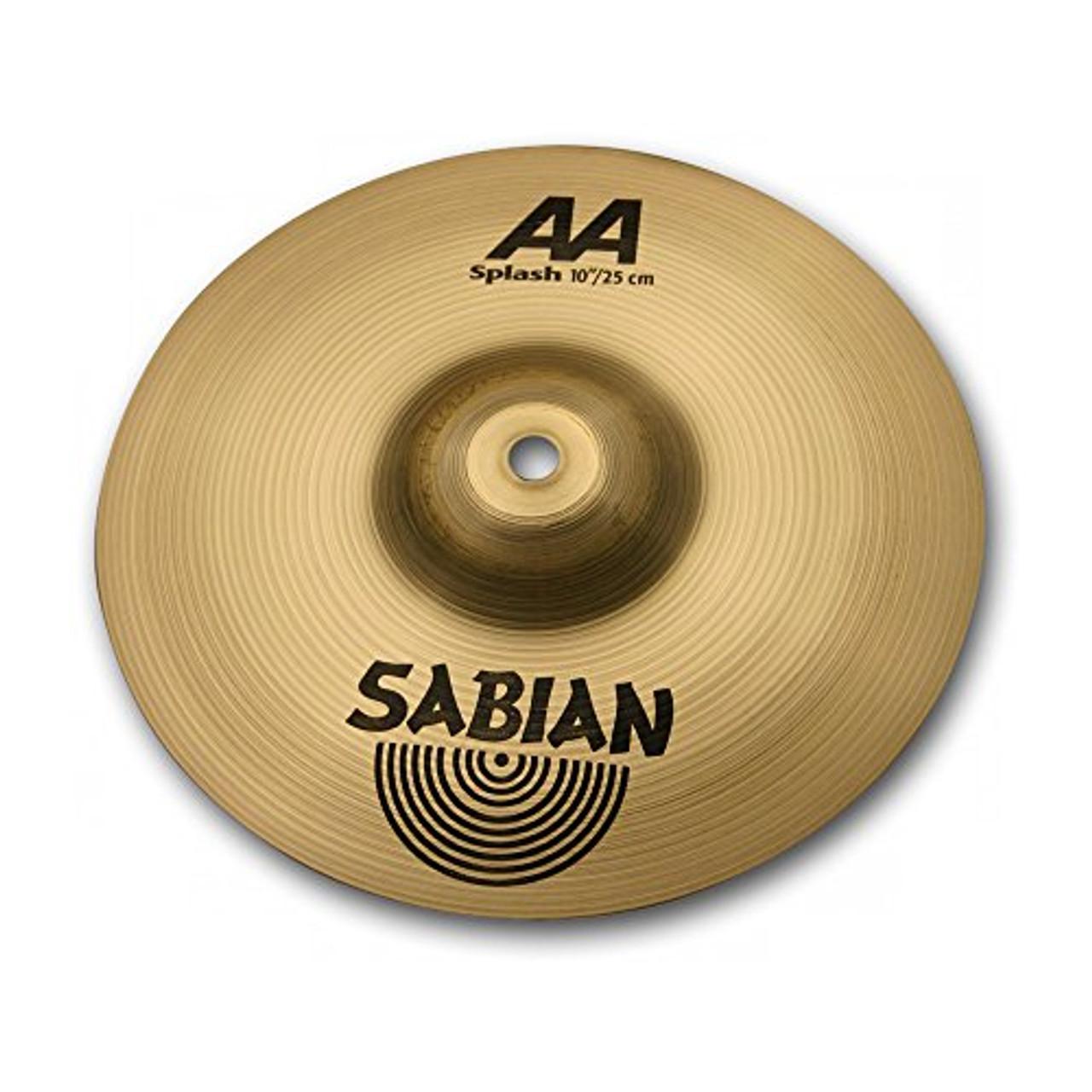 """Sabian 10"""" SPLASH AA BR"""