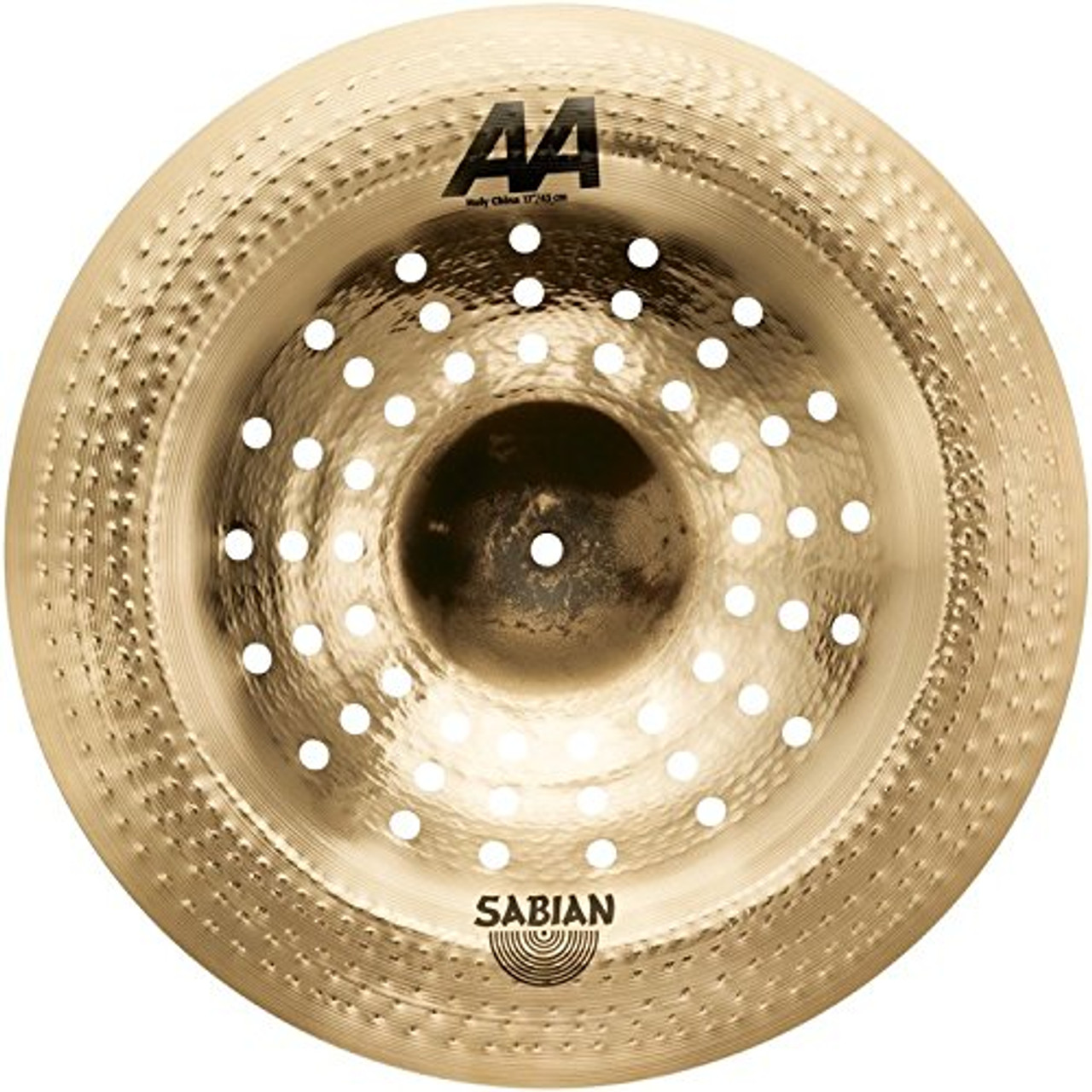 """Sabian 17"""" HOLY CHINA AA"""