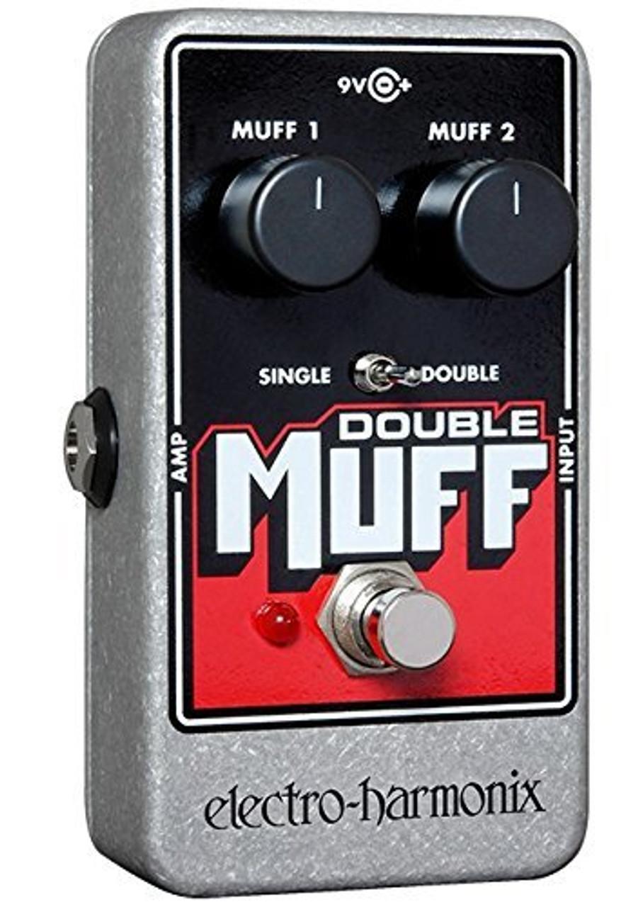 Electro Harmonix DOUBLE MUFF Fuzz/Overdrive