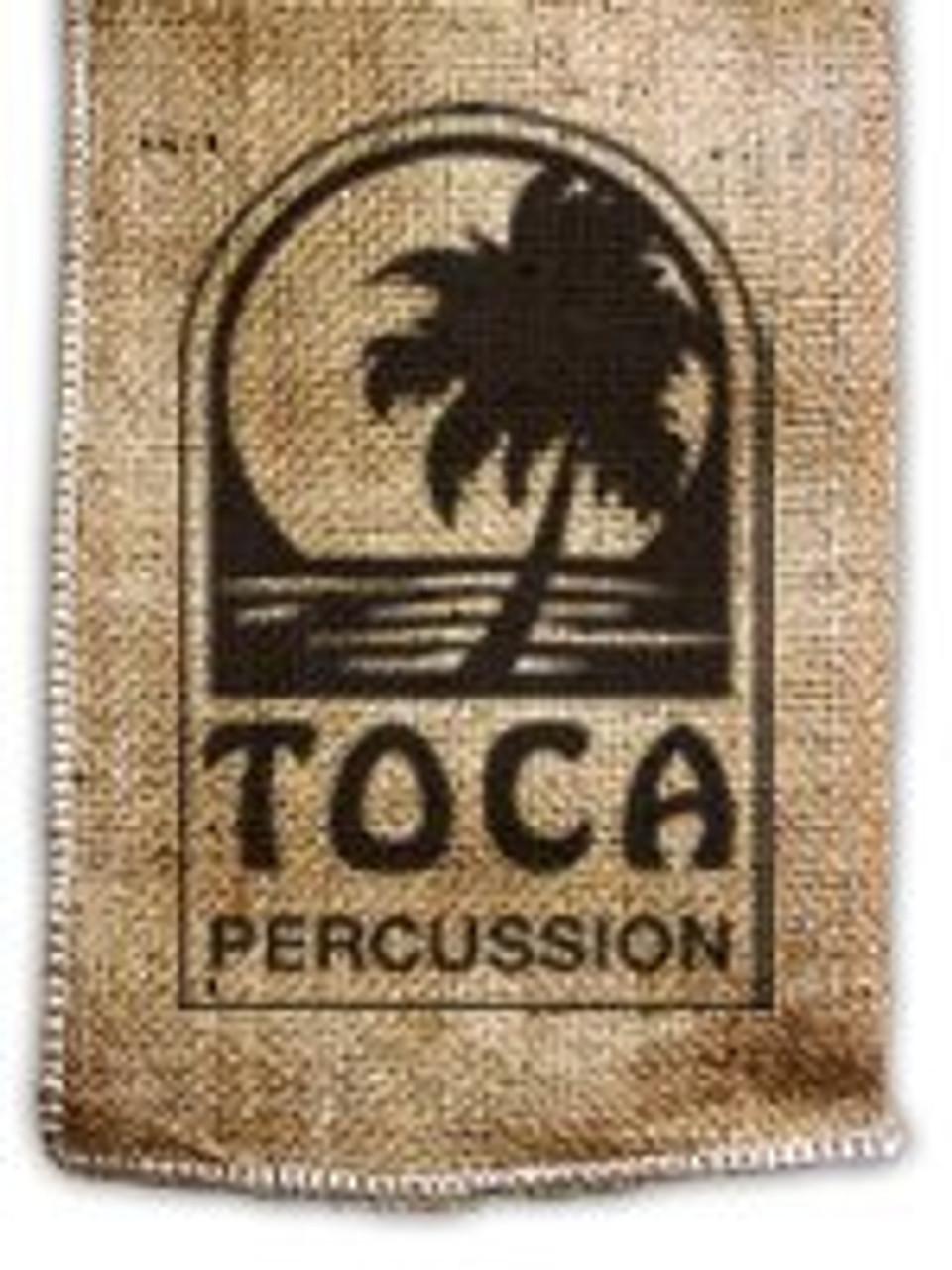 Toca CONGA/BONGO TEN ROD RUB 6/PK
