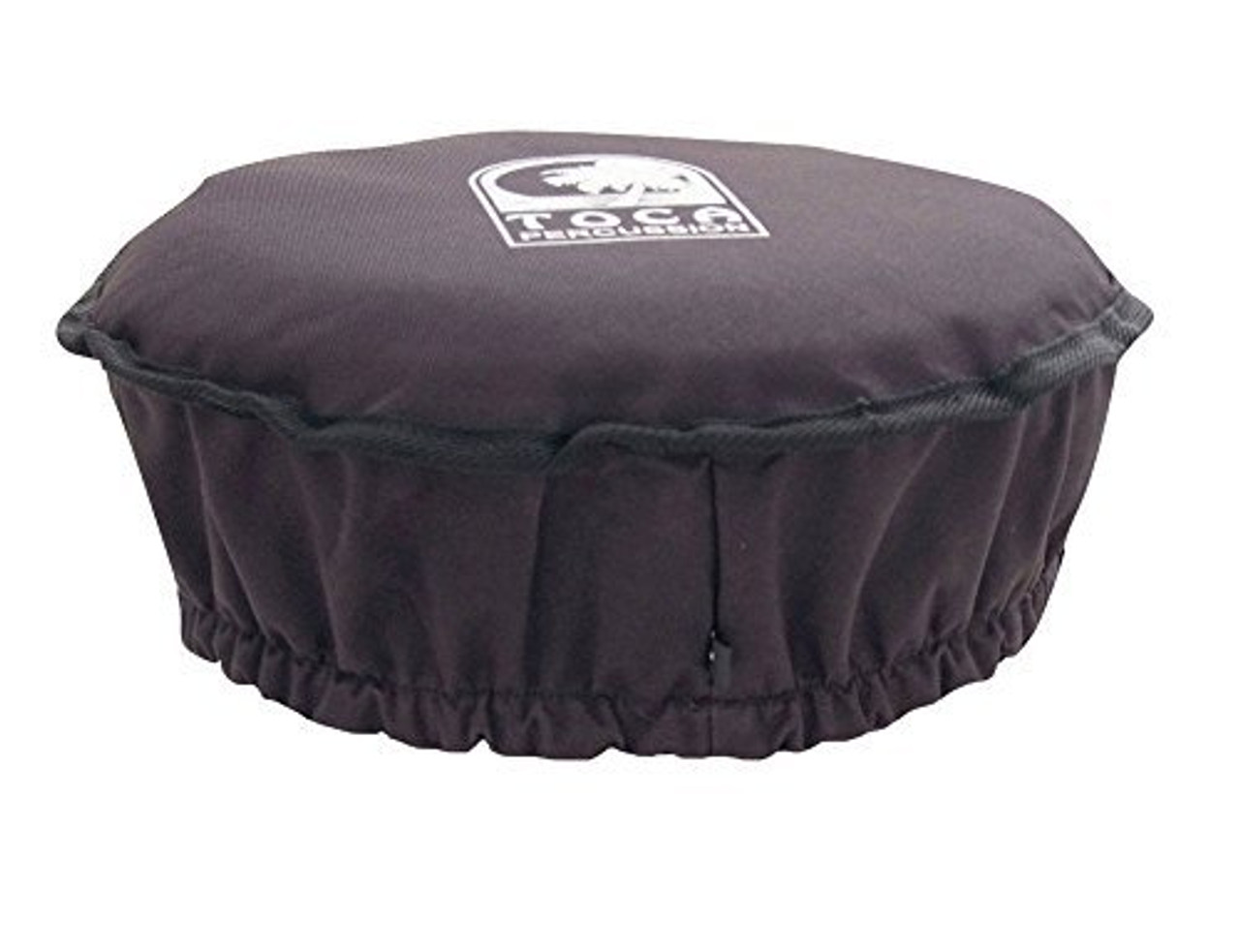 """Toca a TDHAT-10 Djembe 10"""" Black padded Hat for Djembe (Djembe not included)"""