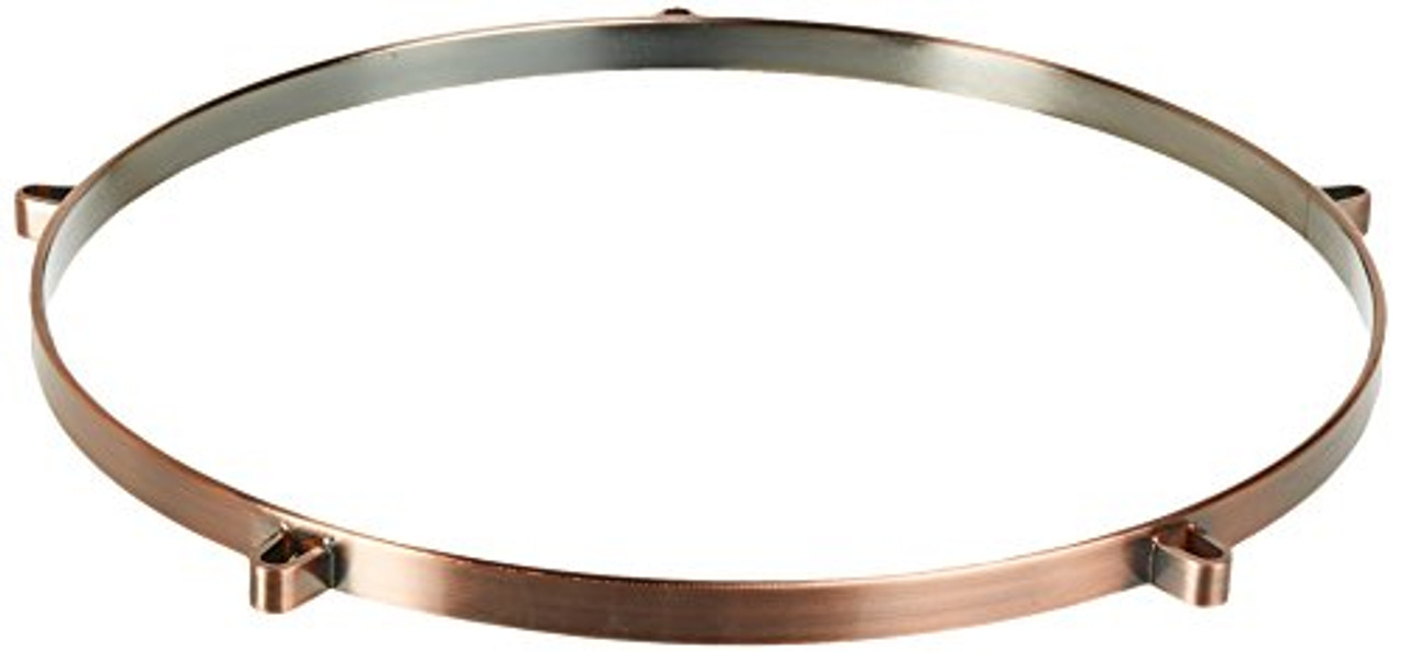 """Toca a TP-0015BC Pro Timbale 15"""" Rim - Brushed Chrome"""
