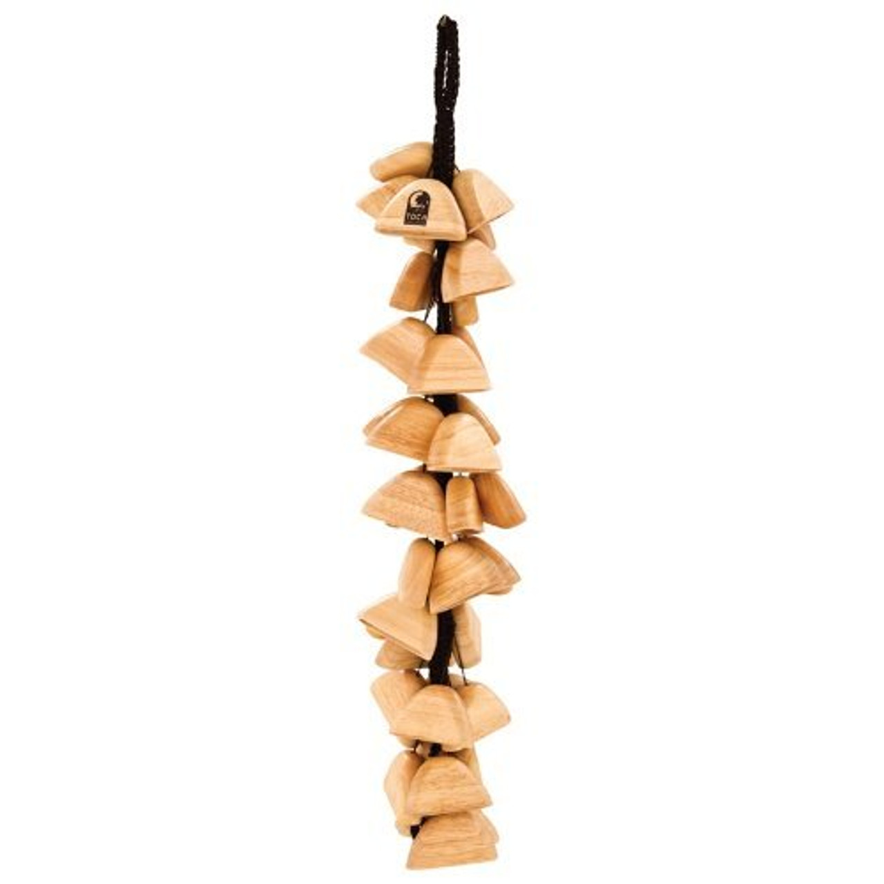 Toca a T-WRS Wooden Rattle on String