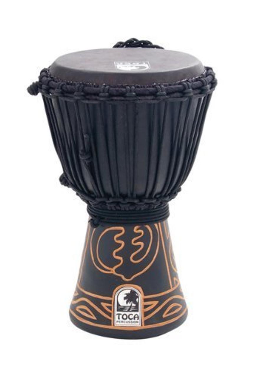 Toca a Synergy Black Mamba Djembe 7 In