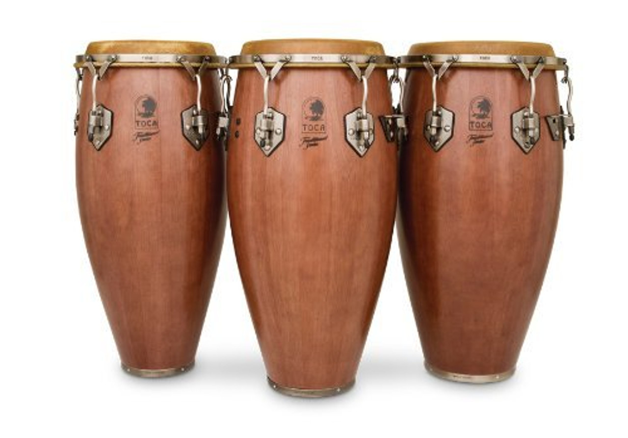 Toca a 3911D Traditional Series Quinto - Dark Wood Finish
