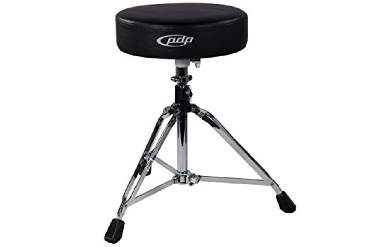Drum Workshop Pdp 800 Series Drum Throne, Round Top