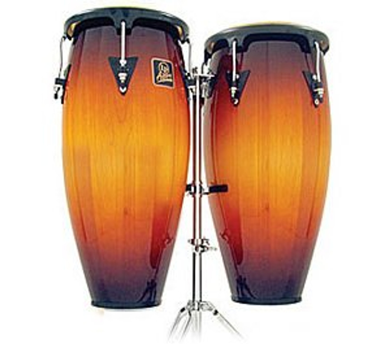 Drum Workshop Aspire 11-12 Set Oak Vsb Black Dbl Std