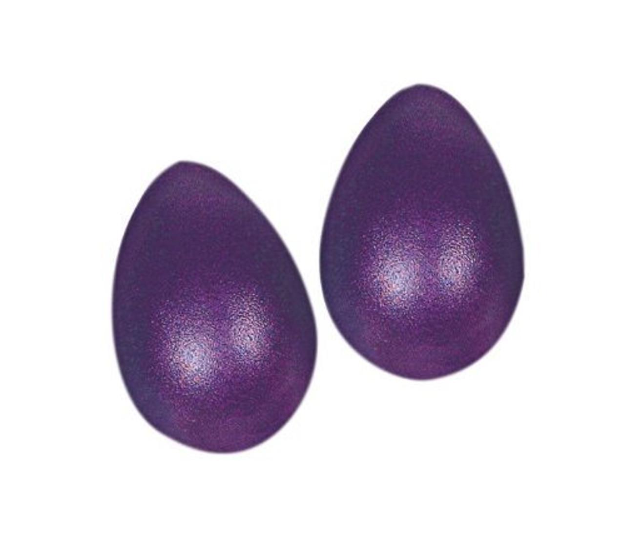 Drum Workshop Rhythmix Eggs - 1 Pair Grape
