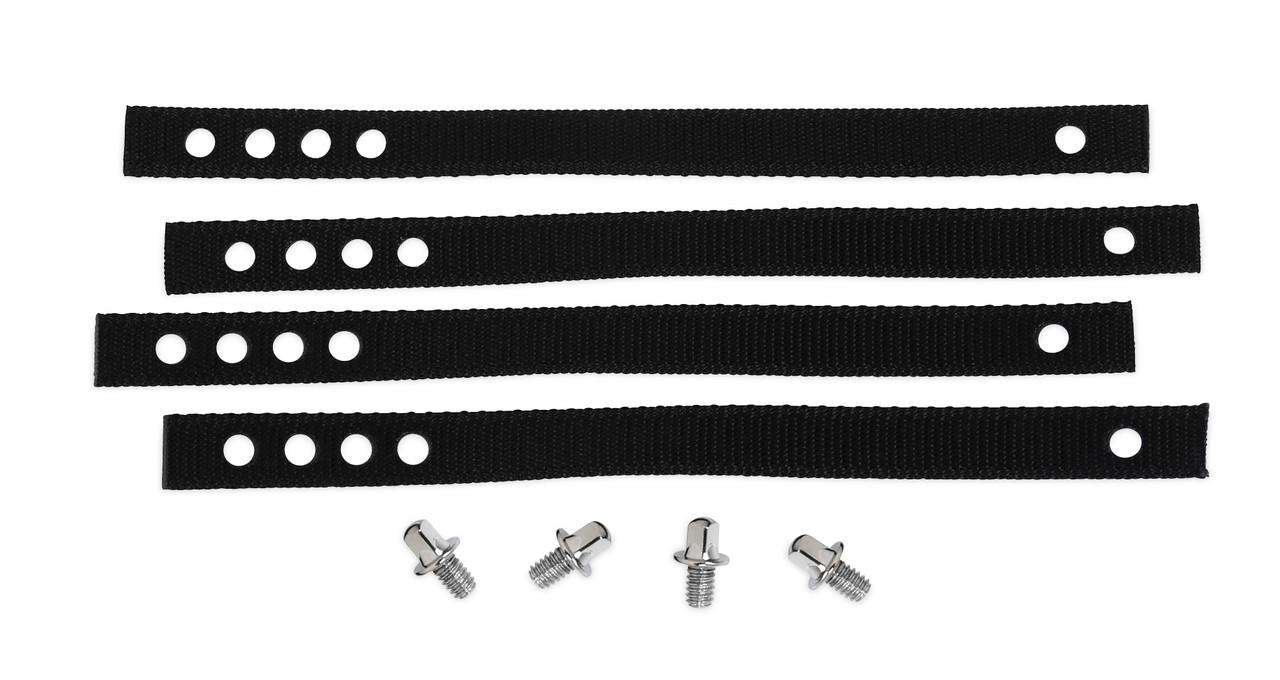 Drum Workshop Nylon Strap W/ Screw (4 Pack)