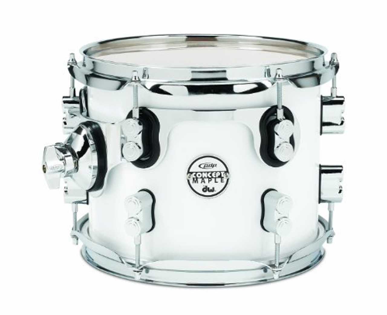 Drum Workshop Pearlescent White - Chrm Hw 8x10