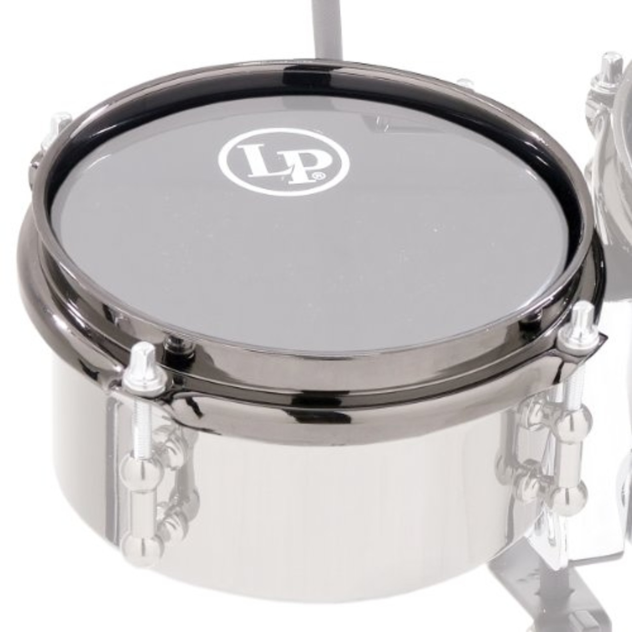 Drum Workshop Lp845-Jd 6 in Rim Black Nickel