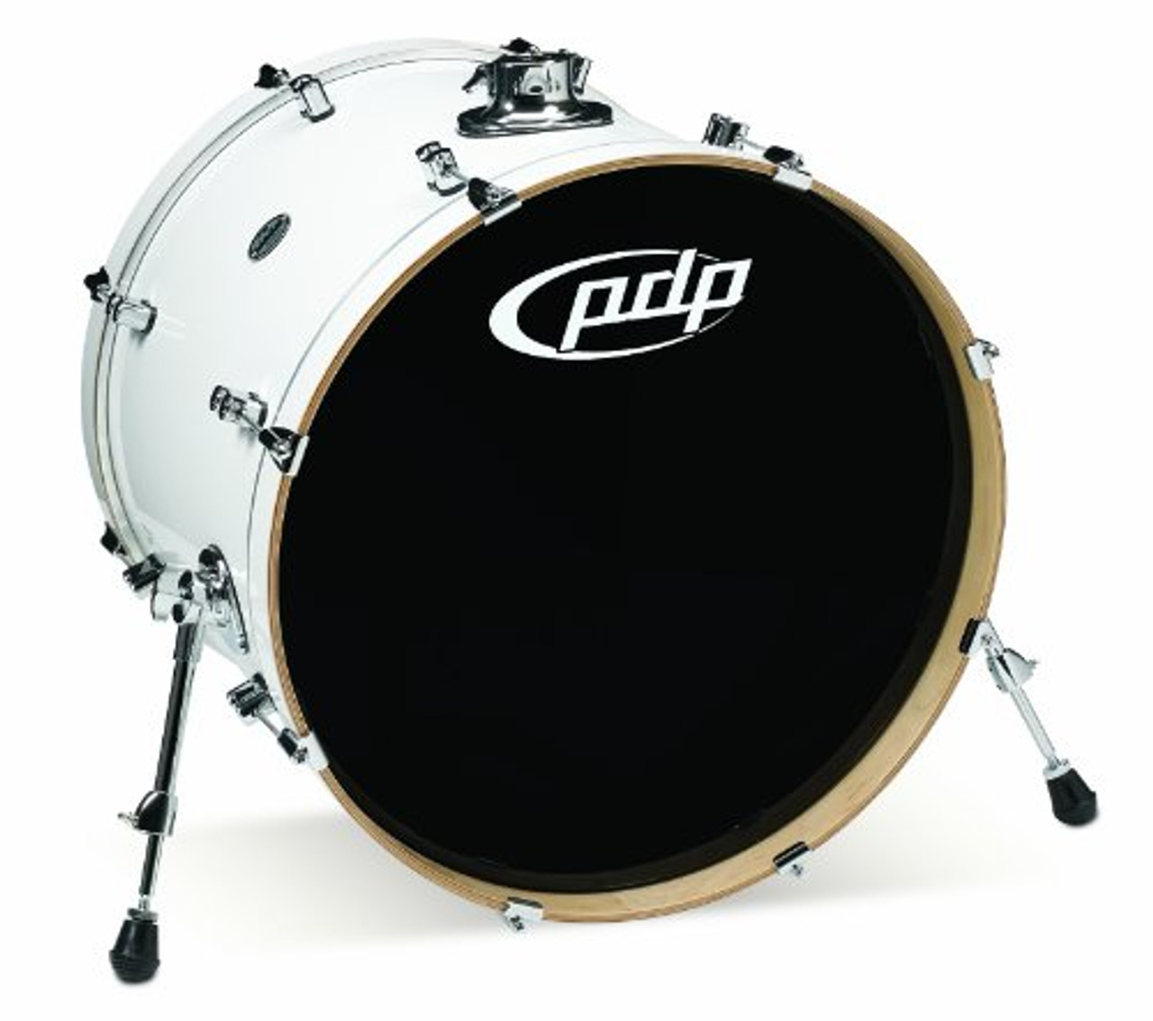 Drum Workshop Pearlescent White - Chrm Hw 18x22