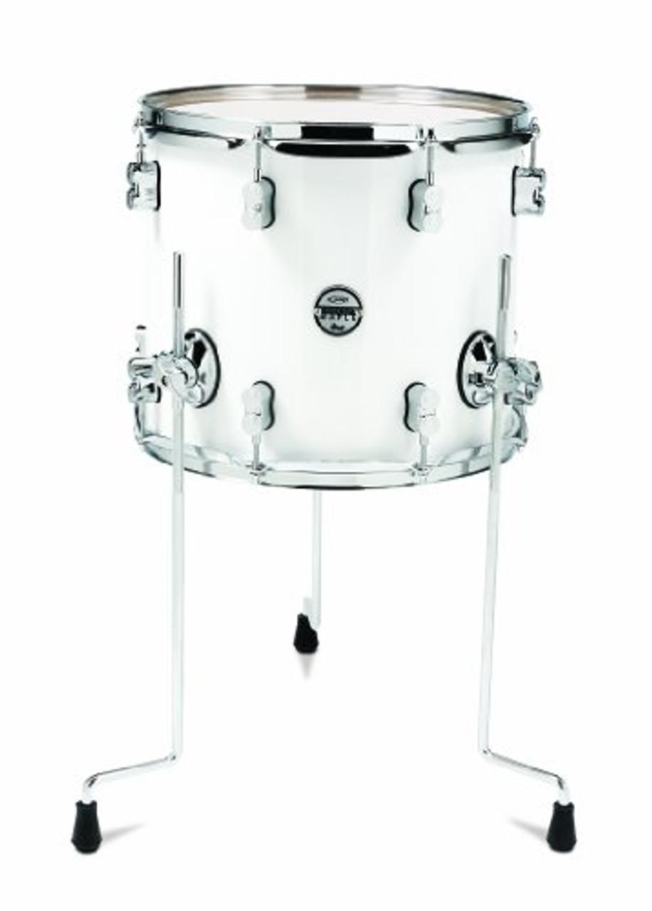 Drum Workshop Pearlescent White - Chrm Hw 12x14