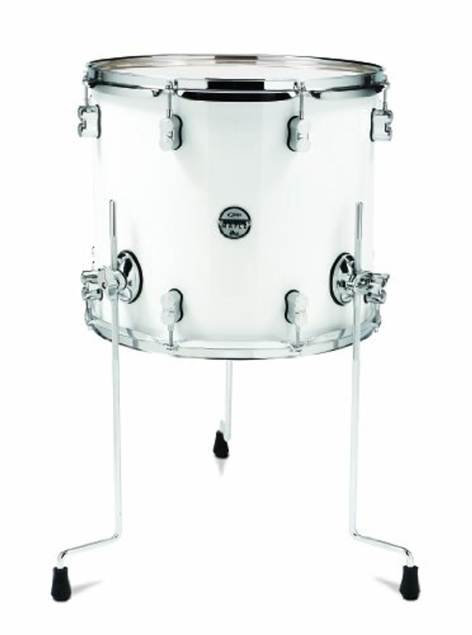 Drum Workshop Pearlescent White - Chrm Hw 14x16