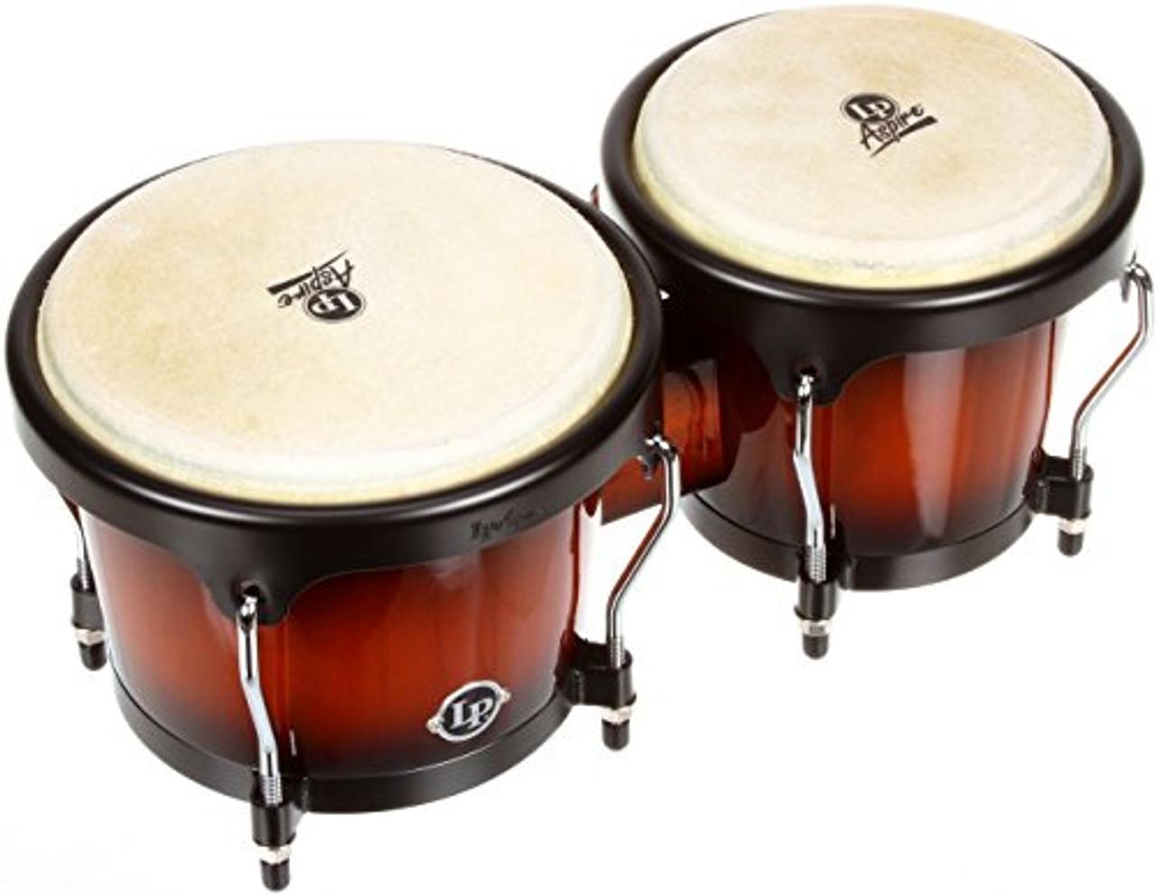 Drum Workshop Aspire 6 3/8-8 Bongo Oak Vsb Bk
