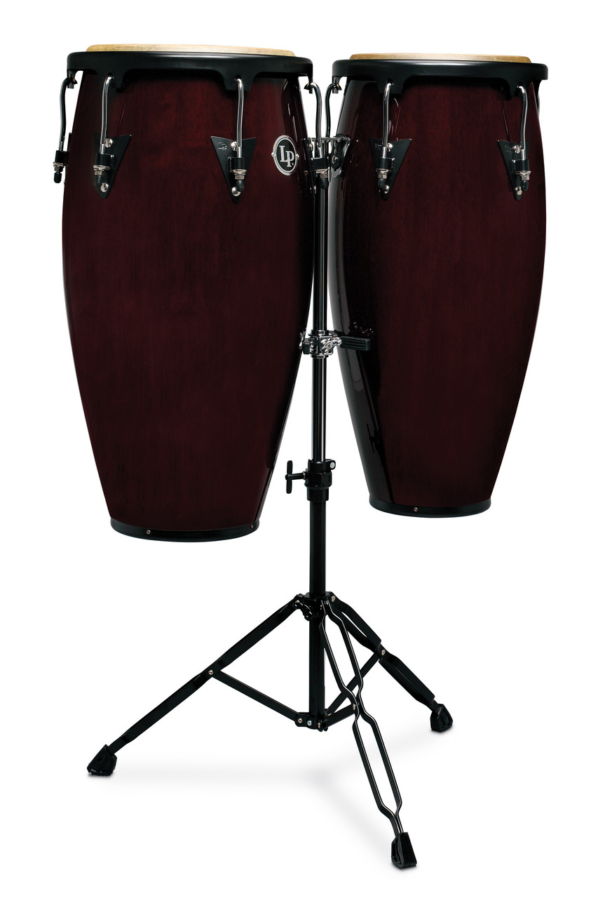Drum Workshop Aspire 11-12 Set Oak Nat Black Dbl Std