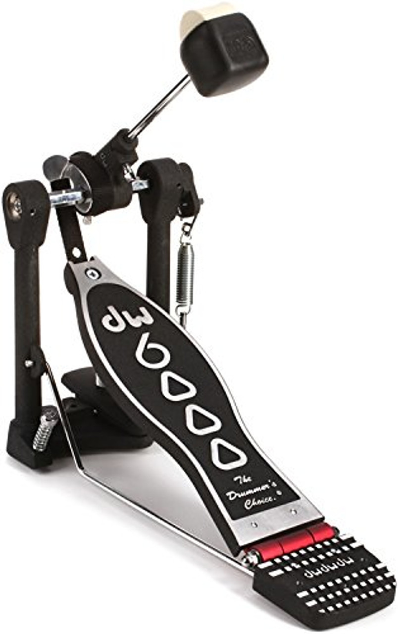 Drum Workshop 6000 Single Pedal, Nylon