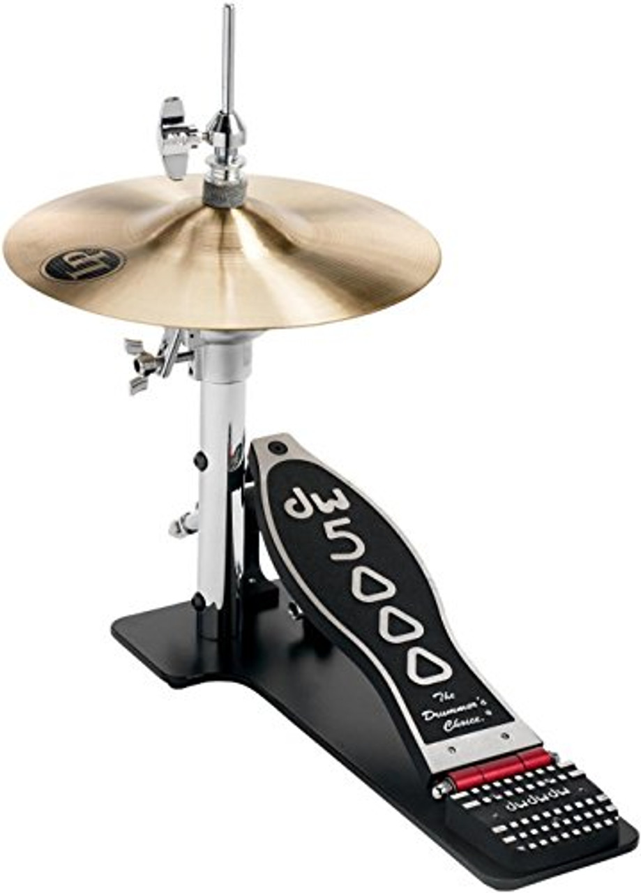 Drum Workshop Dw 5000 Series Low Boy Hi-Hat W/cymbals