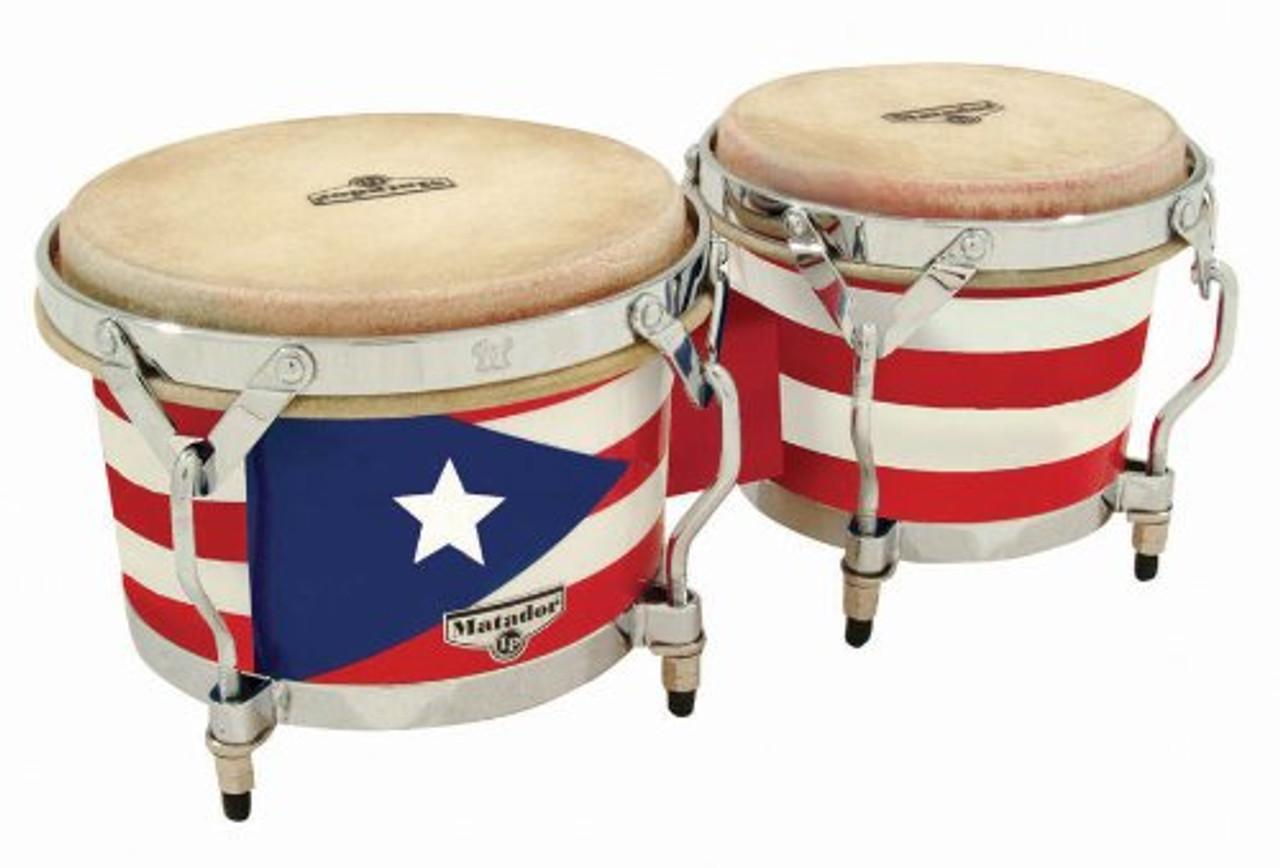 Drum Workshop Mat Trad 7 1/4-8 5/8 Bongo Oak Pr Cr