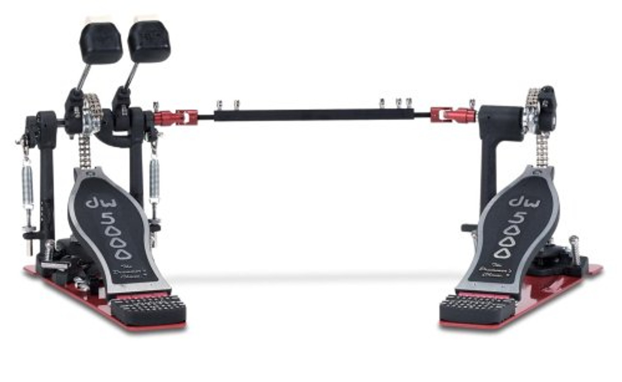 Drum Workshop Delta Ii Double Turbo Pedal Lefty W/ Bag
