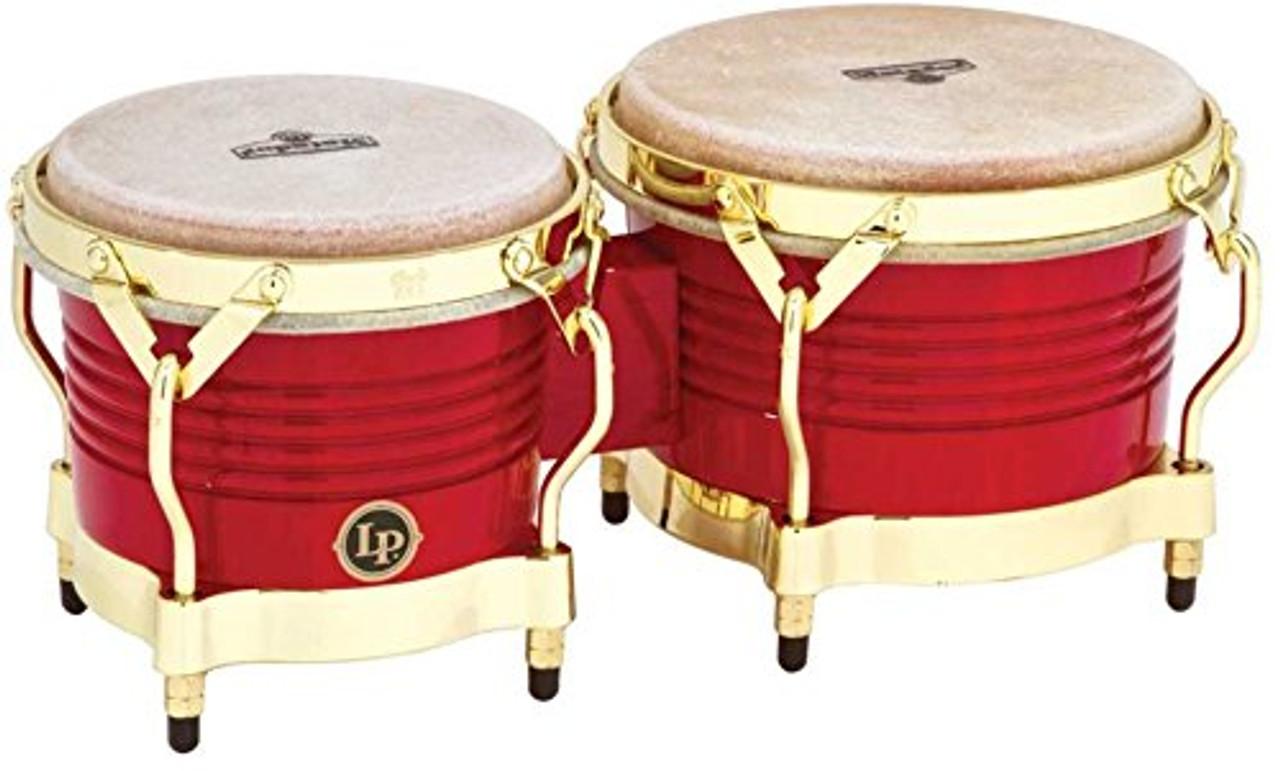 Drum Workshop Mat Trad 7 1/4-8 5/8 Bongo Oak Red Gd