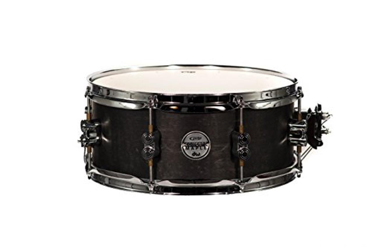 Drum Workshop Concept Snare 5.5x13, Black Wax, Cr Hw