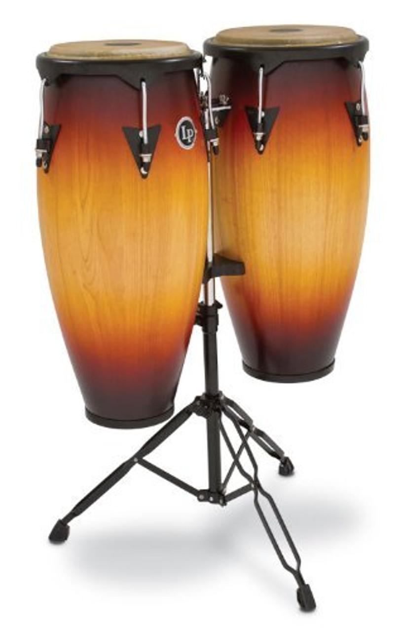 Drum Workshop City 10-11 Set Oak Vsb Black W/dbl Std