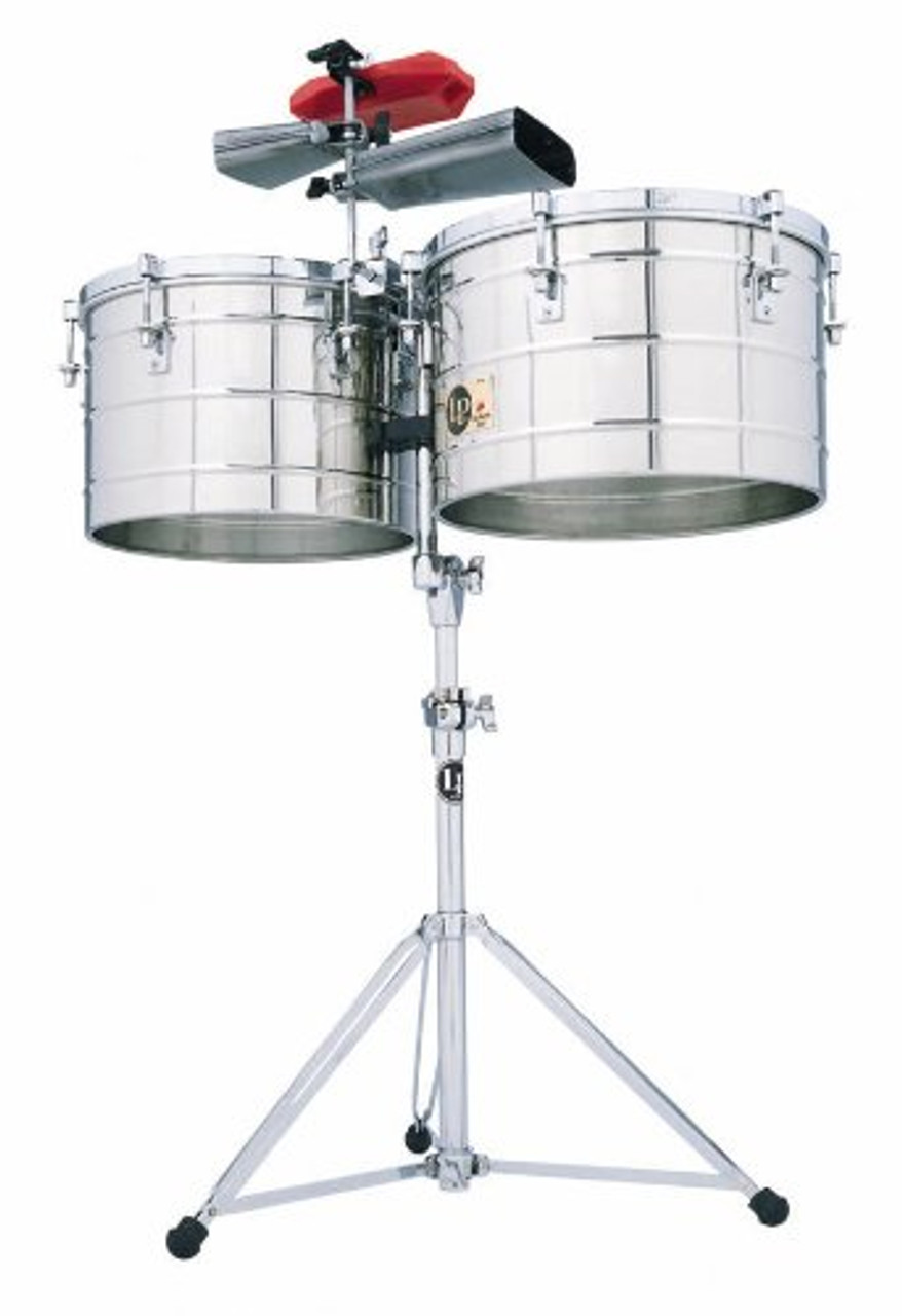 Drum Workshop 15-16 Thunder Timbale Stainless Steel Cr