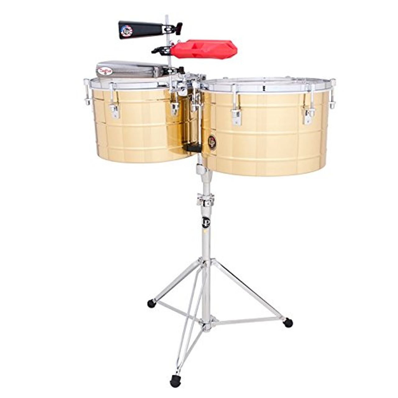 Drum Workshop 15-16 Thunder Timbale Brass Cr