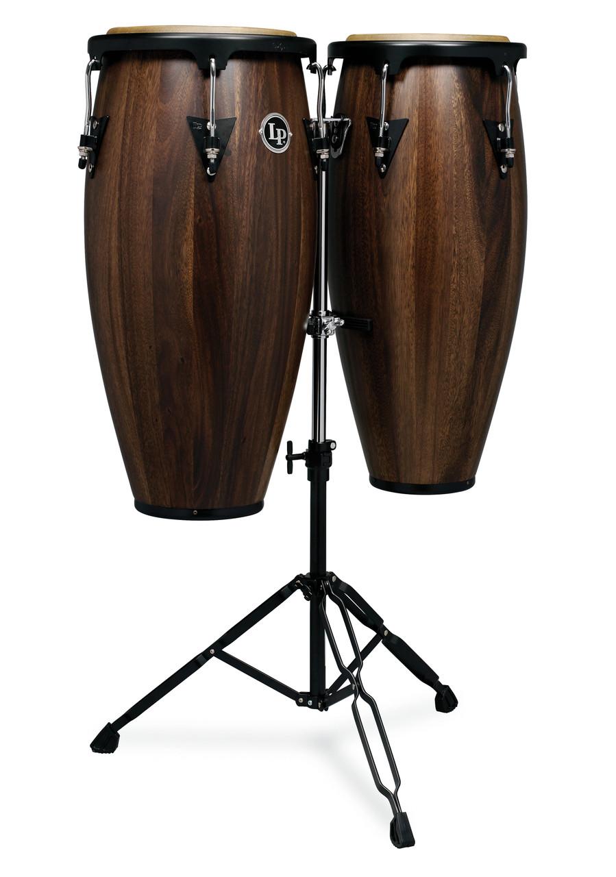 Drum Workshop Aspire 10-11 Set Wal Black W/dbl Std
