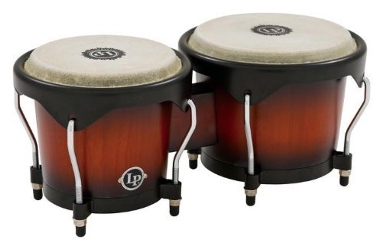 Drum Workshop City 6 3/4-8 Bongos Oak Vsb Bk