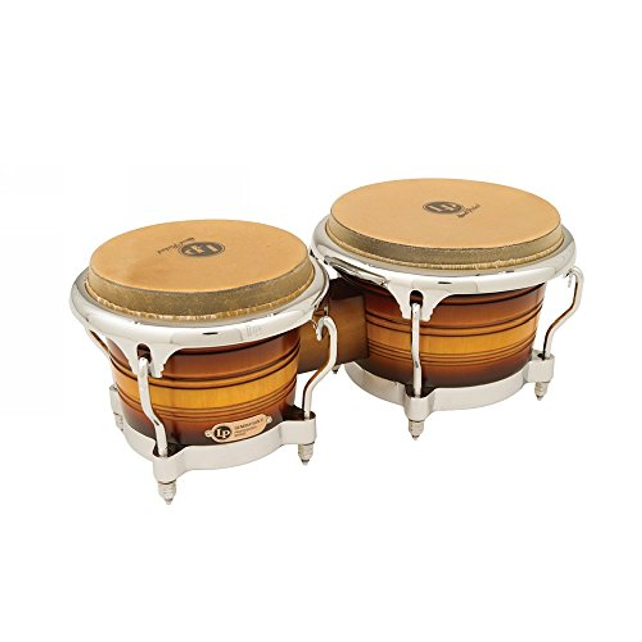 Drum Workshop Gen 2 Ccii 7 1/4-8 5/8 Bongo Oak Msb Cr