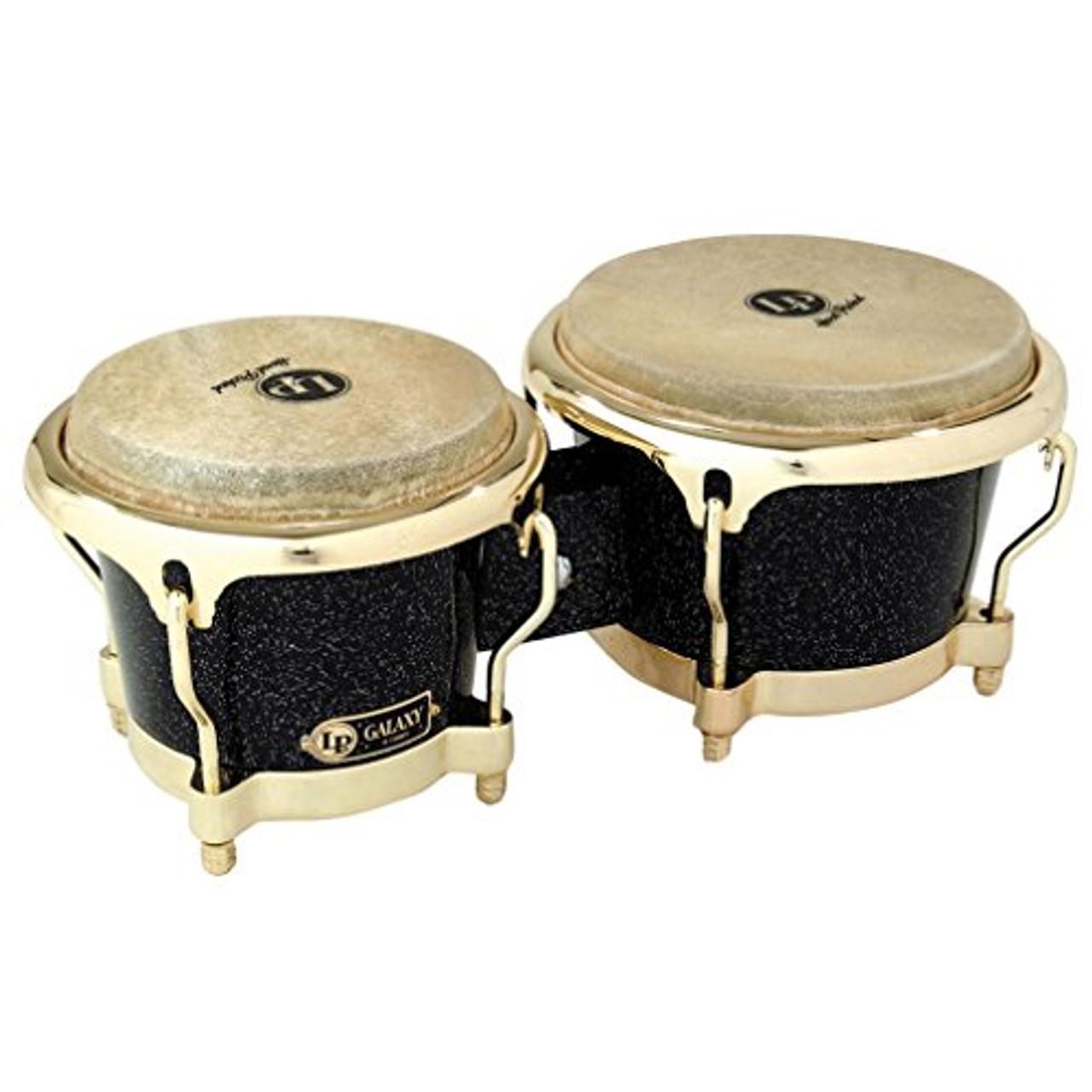 Drum Workshop Galaxy 7 1/4-8 5/8 Bongo Fg Black Gd