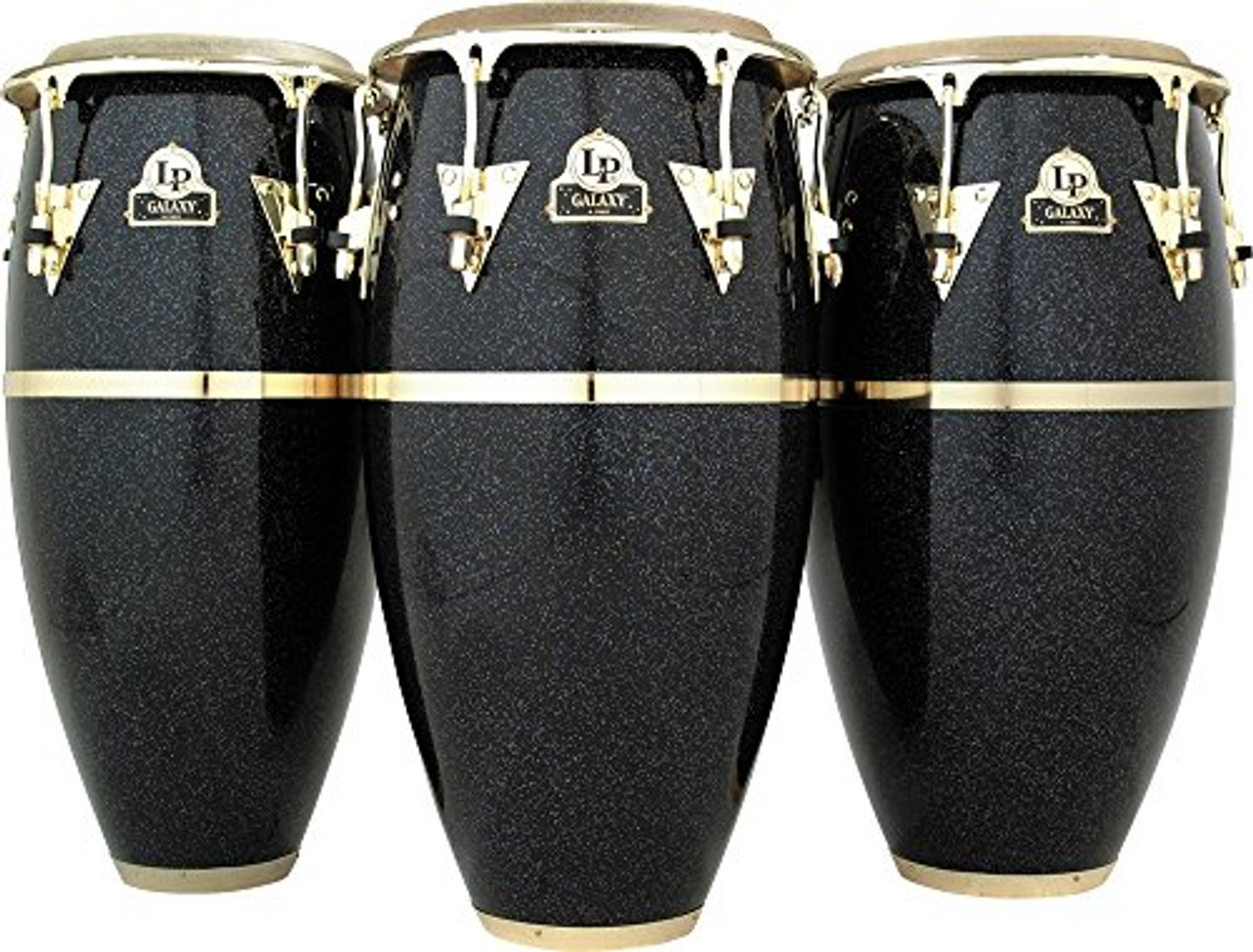 Drum Workshop Galaxy Ccii 11 3/4 Conga Fg Black Gd