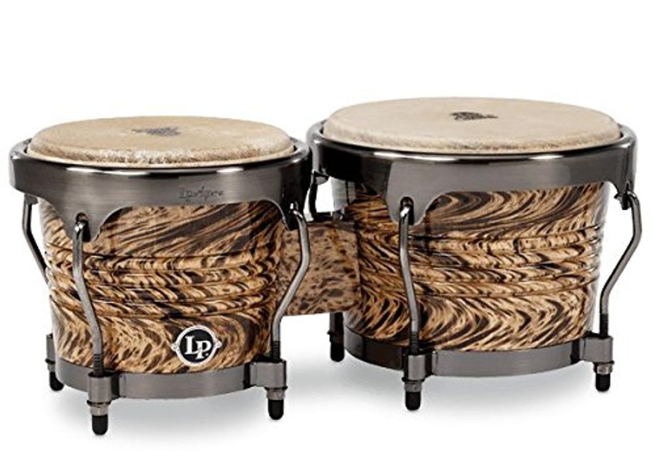 Drum Workshop Aspire 6 3/8-8 Bongo Oak Havana Café Bn