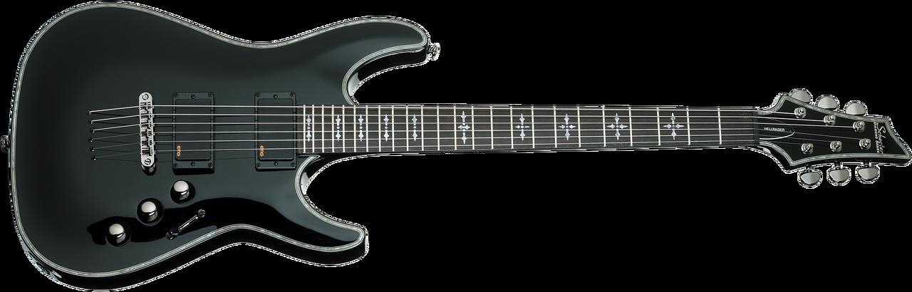 Schecter HellRaiser C-1 Gloss Black (B-Stock)