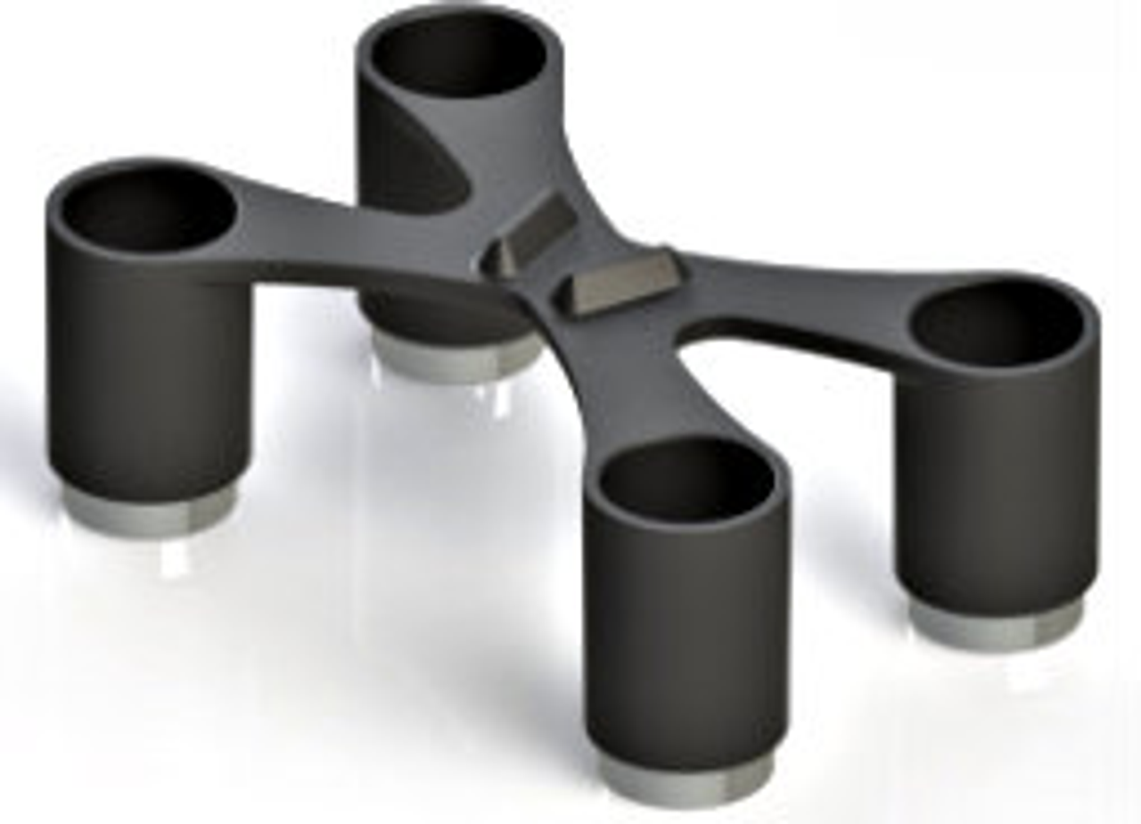 ToneWoodAmp Magnetic X-Brace