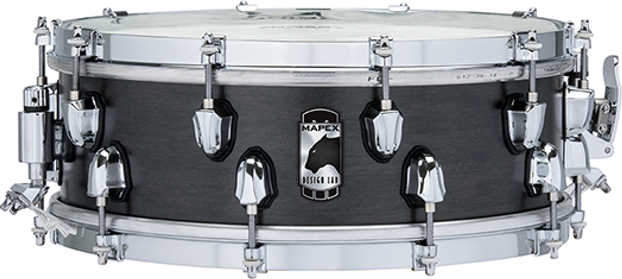 "Black Panther Design Lab 14"" Equinox Snare Drum"