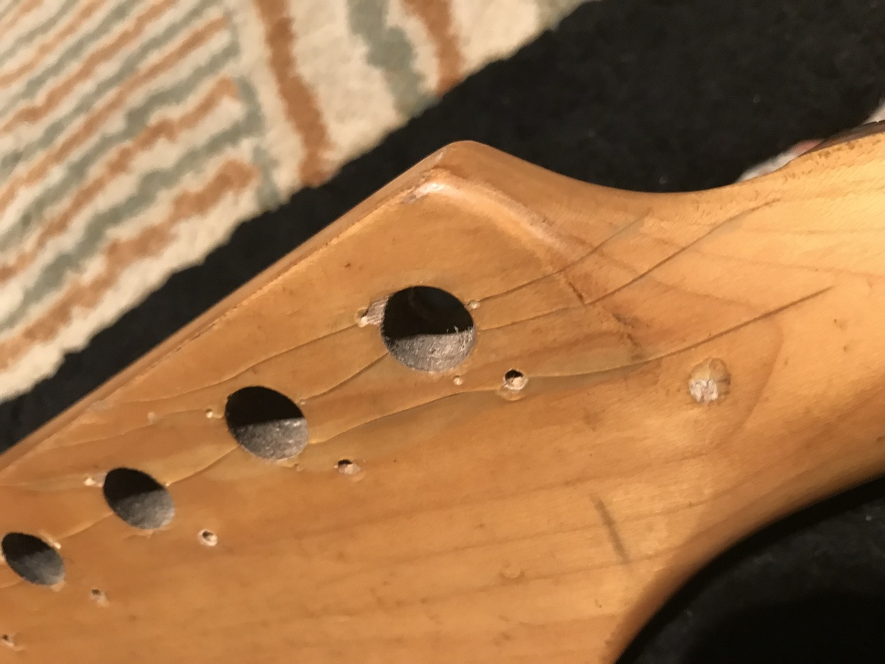 Used Sebring SB-300 Replacement Neck