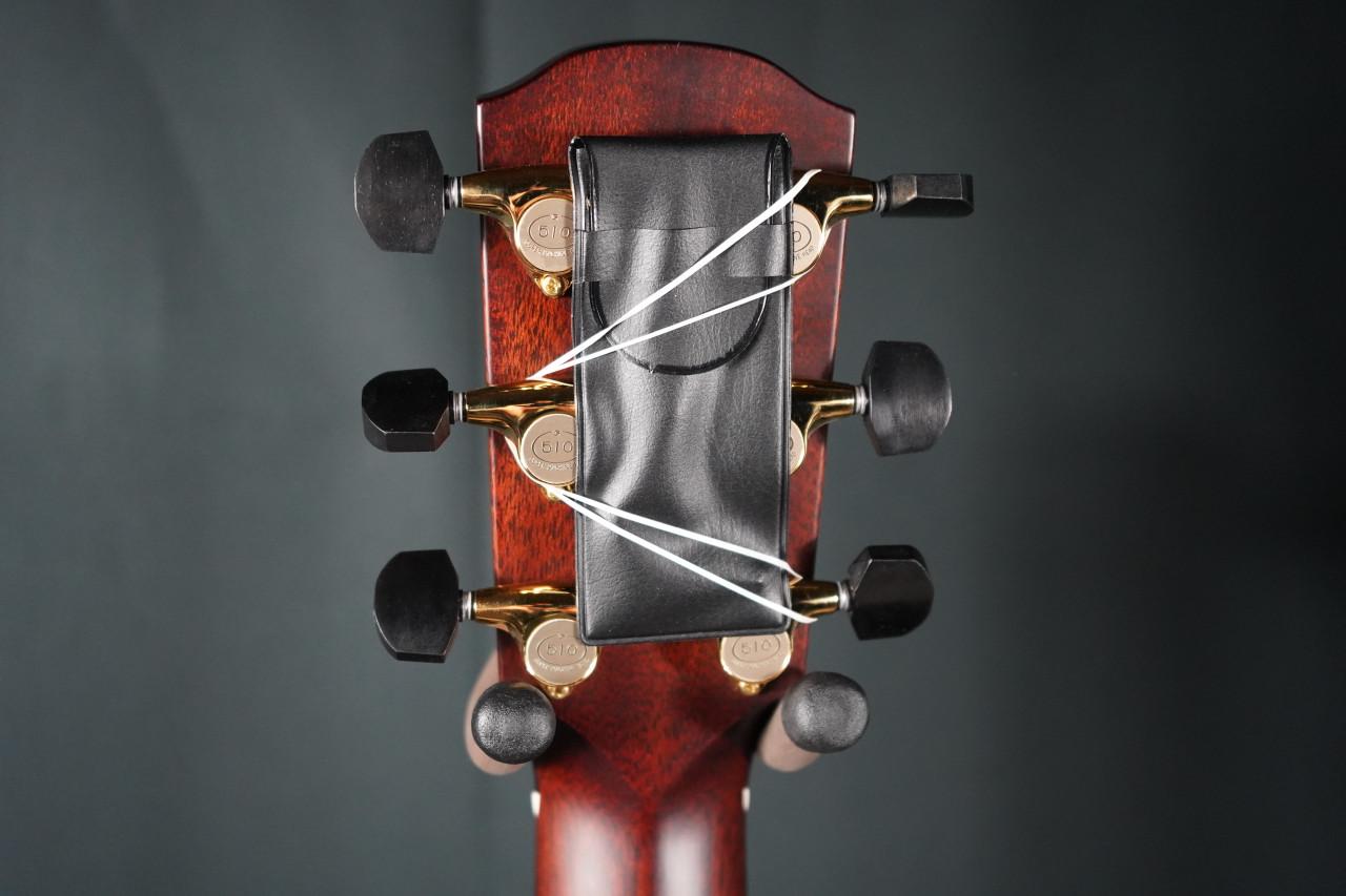 Alvarez Yairi FYM60HD Honduran Masterworks OM Acoustic Electric Guitar