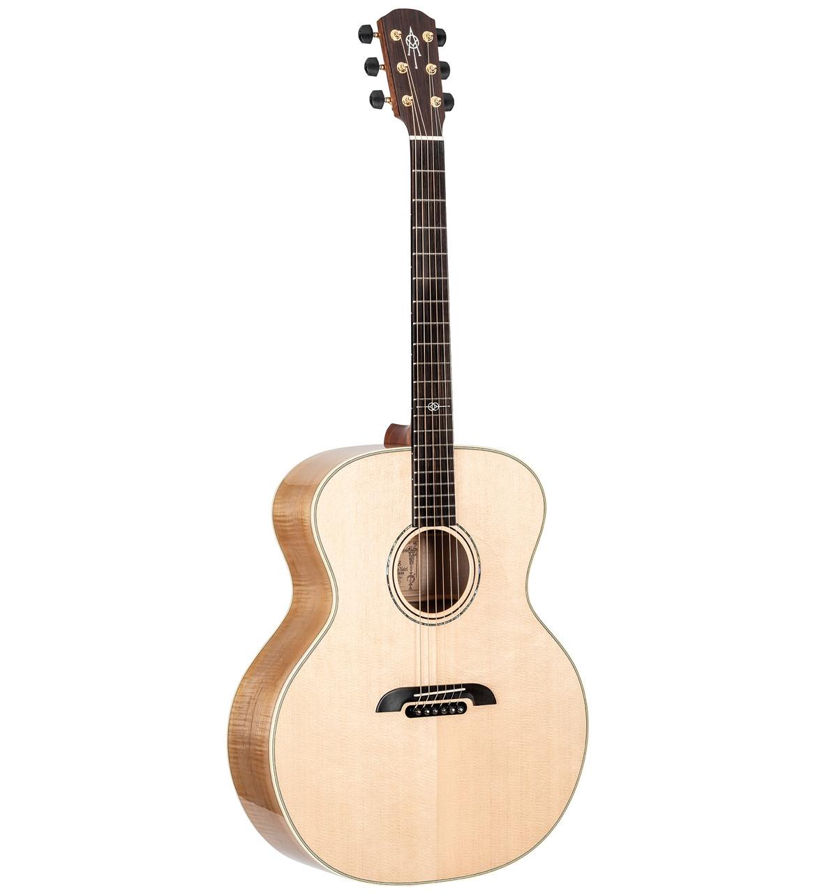 Alvarez Yairi JYM80 Masterworks Jumbo Acoustic Guitar