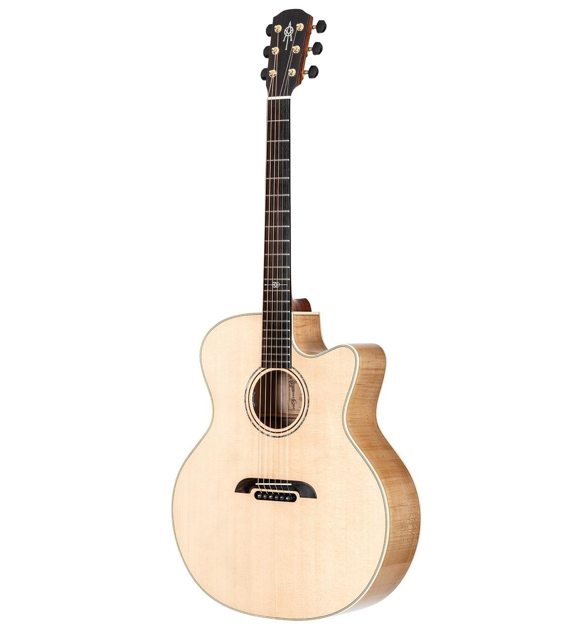 Alvarez Yairi JYM80CE Masterworks Jumbo Acoustic Guitar