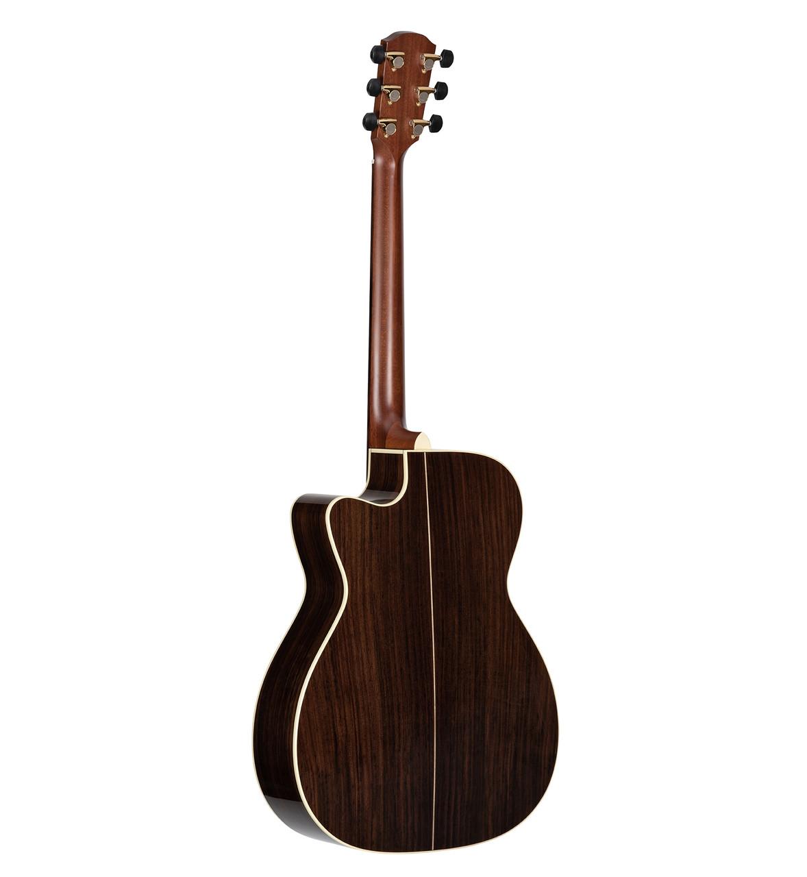Alvarez Yairi FYM70CE Masterworks OM Acoustic Guitar