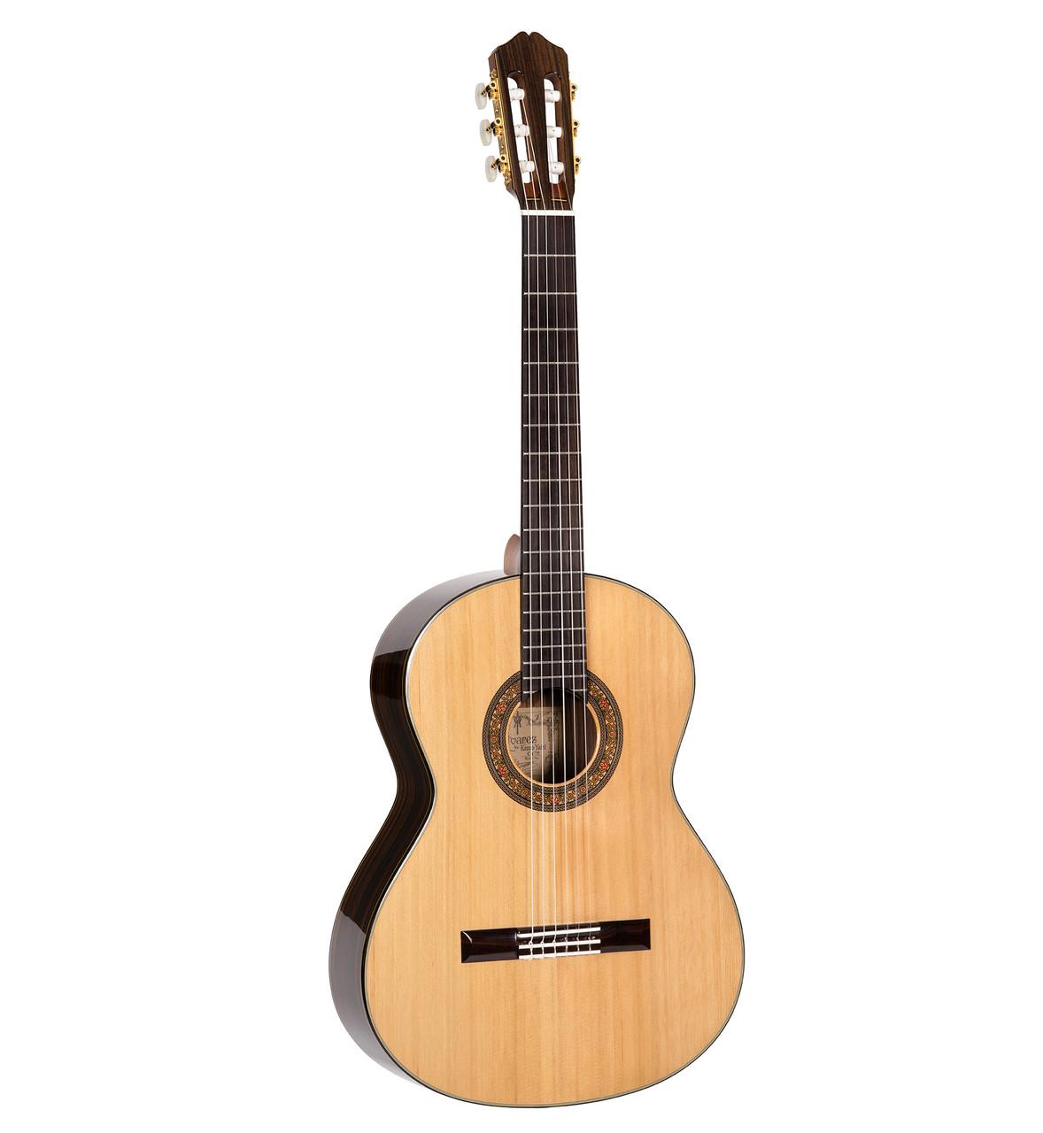 Alvarez Yairi CY75 Standard Concert Classical Cedar/Rosewood