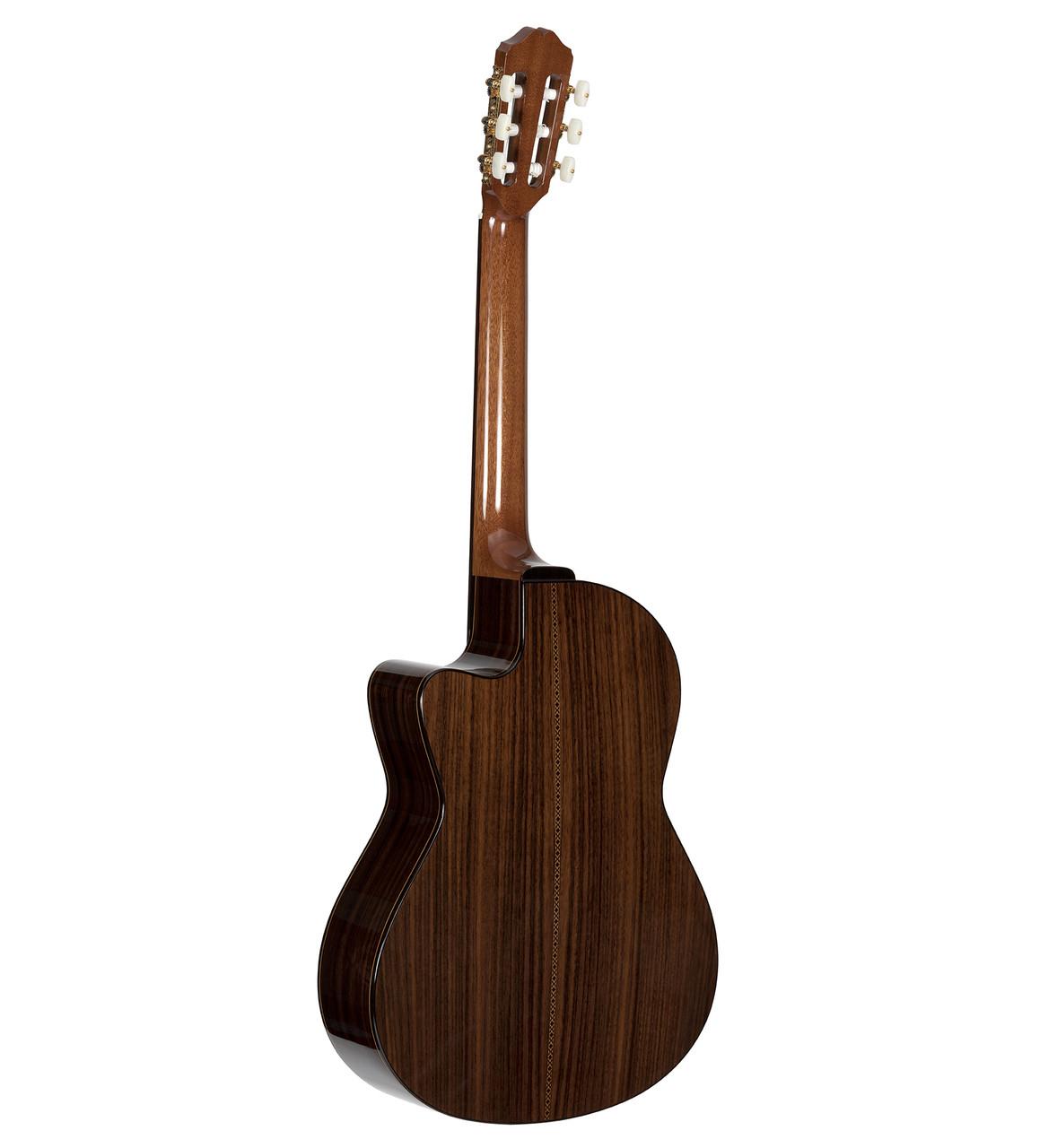 Alvarez Yairi CY75CE Standard Concert Classical Cedar/Rosewood