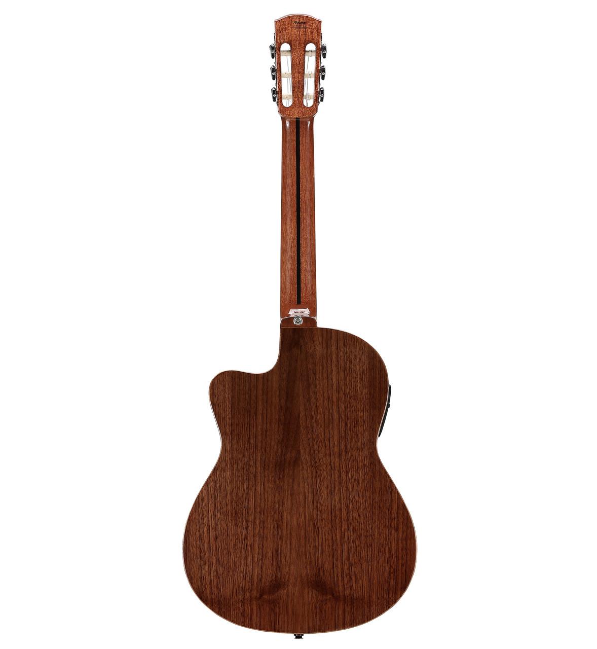 Alvarez Cadiz CC7CE Concert Classical Acoustic Electric Guitar