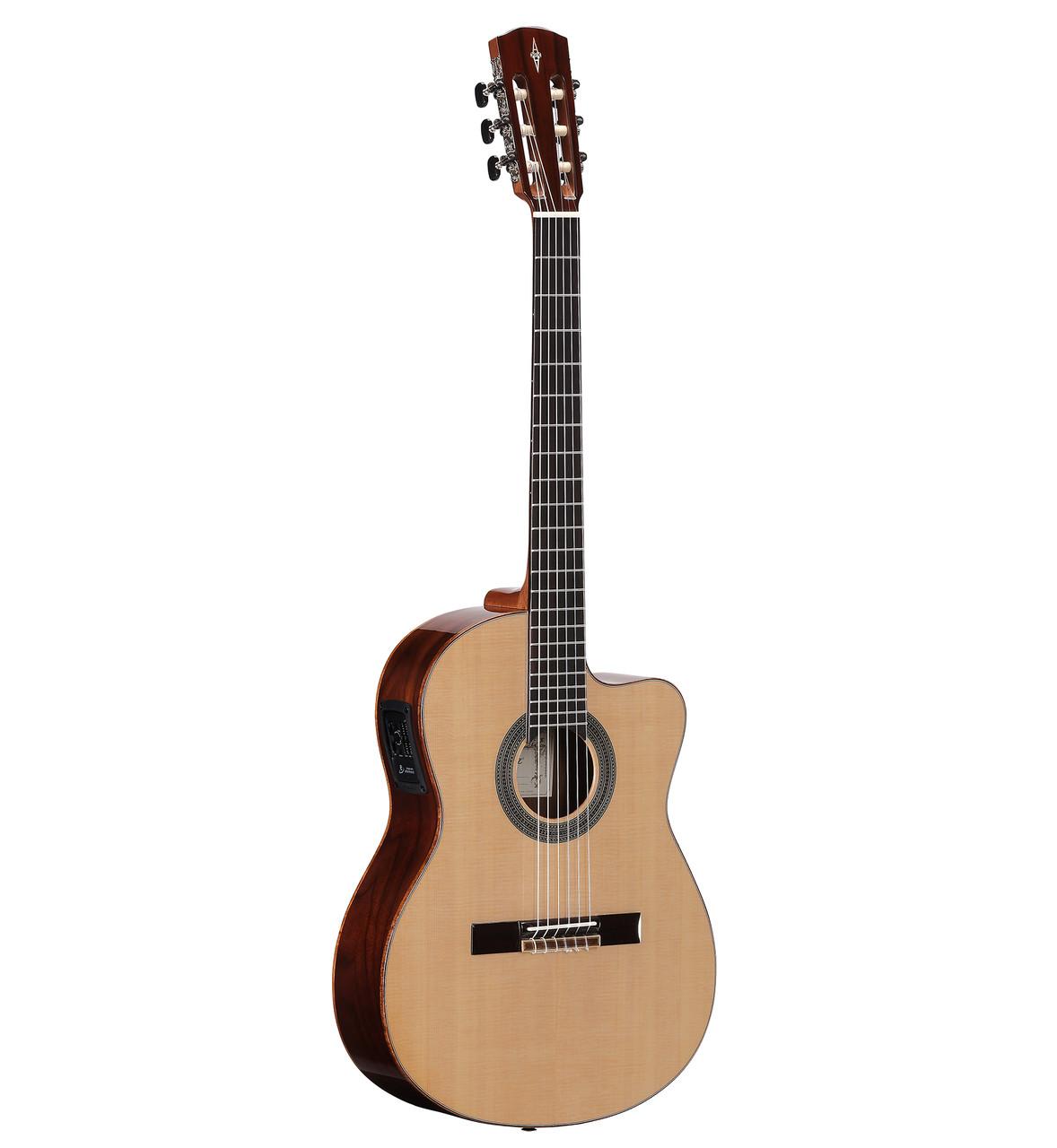 Alvarez Cadiz CC7HCE Concert Classical Hybrid Guitar